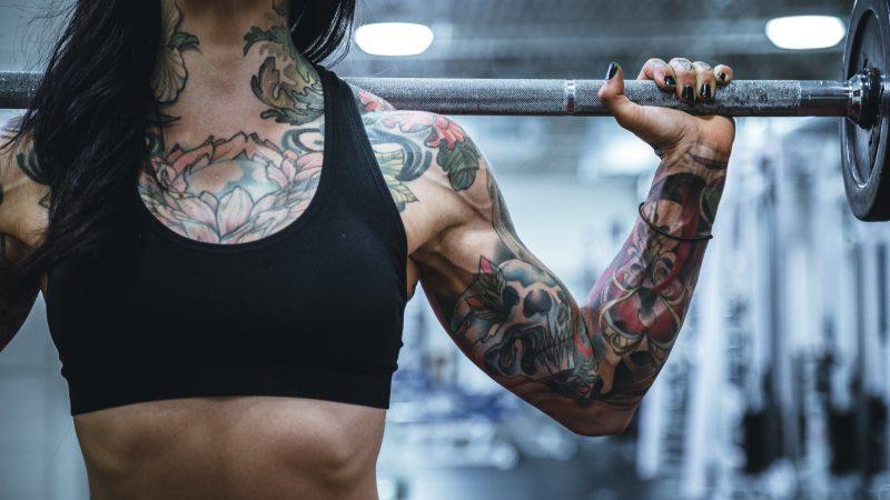 Un programme de musculation débutant pour femme